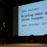 Anna Maybank (Social Innovation Camp)