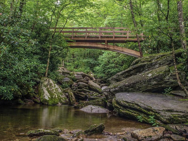 Bridge over Boone Fork