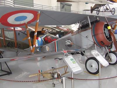 1915 Nieuport 17