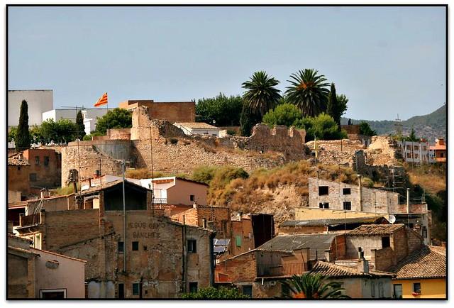 Castell de Móra d'Ebre (la Ribera d'Ebre)