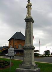 Bristol Soldier Monument