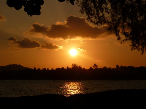 Evening Sun, Koh Samui (11/12/2009)