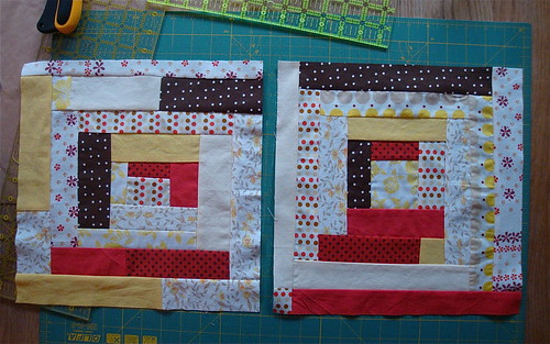 cottage quilting bee - for tacha