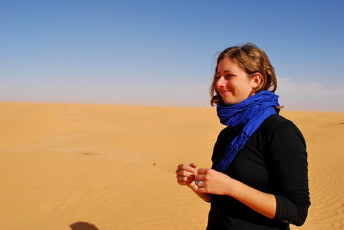 Tara in the Sahara | by goingslowly