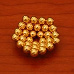 30-magnet Pentagon Unit   by sparr0