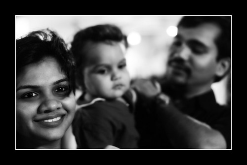 Mother, Son, Father | by Abhisek Sarda