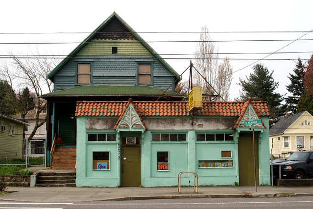 Armchair Books Portland David Gallagher Flickr