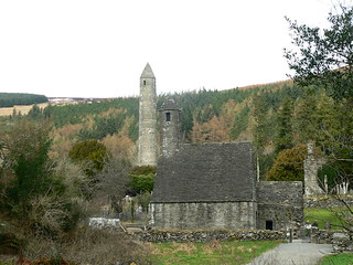 Glandalough monastery | by Alkan de Beaumont Chaglar