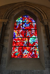 Chichester Cathedral Coloured Window | by Hexagoneye Photography