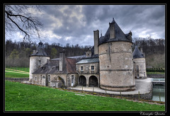 Schloss Bussy-Rabutin