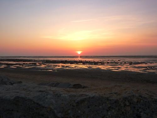 Sunset On Beach 13 (17/04/2010)