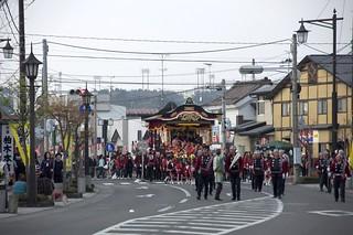 奥州市 江刺甚句祭り   by Sugaaaaa_LFLC