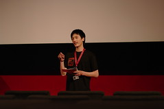 CinemAsia film festival staff