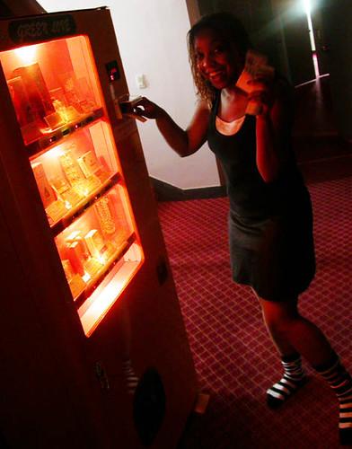Sex toy vending machine!
