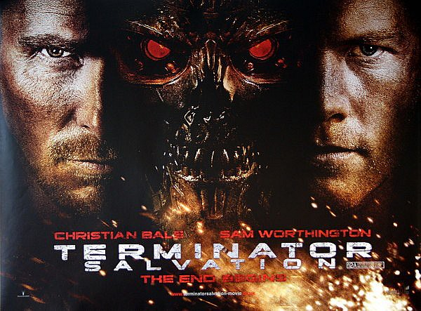 Terminator Salvation (2009) DC 720p + 1080p BluRay x264 AC3 ESub Dual Audio [Hindi DD 5.1CH + English] 960MB + 4.35GB Download | Watch Online
