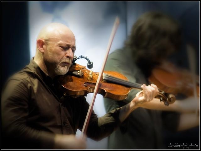 Violini in piazza