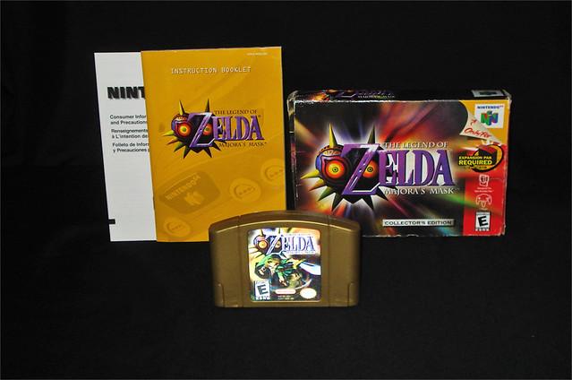The Legend Of Zelda Majora S Mask Mr Z Flickr