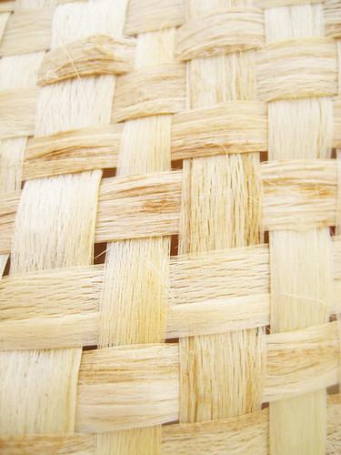 Mexican art natural fibers texture   by Aida Coronado Galeria
