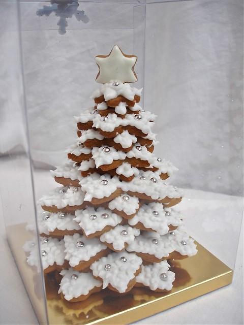 Cookievonster 2009 White Winter 3d Gingerbread Cookie Flickr