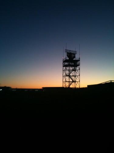 las vegas sunrise dawn airport radar klas mccarran asr