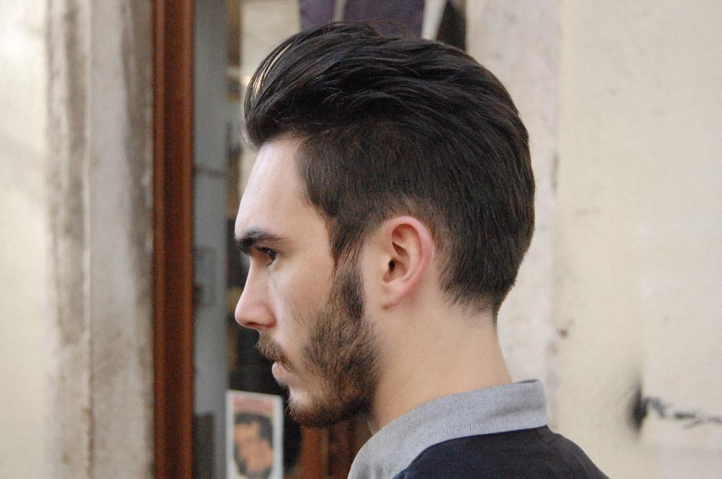 Terrific New Hair Cut Guy With Beard Haircut By Rodrigo Hairpo Flickr Schematic Wiring Diagrams Phreekkolirunnerswayorg
