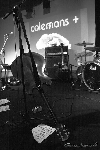 COLEMANS + - DOKA