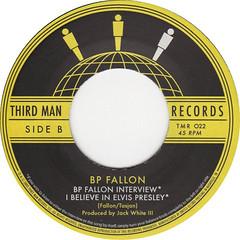 BP Fallon 'Fame #9' 'B' side | by bp fallon