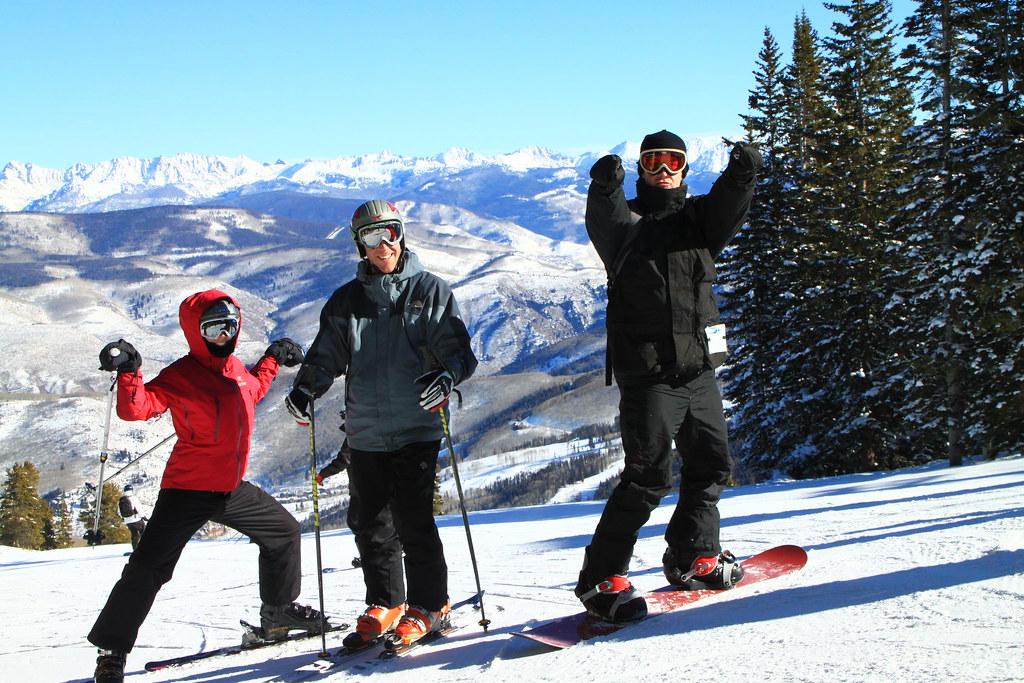 Vail Skiing 2010