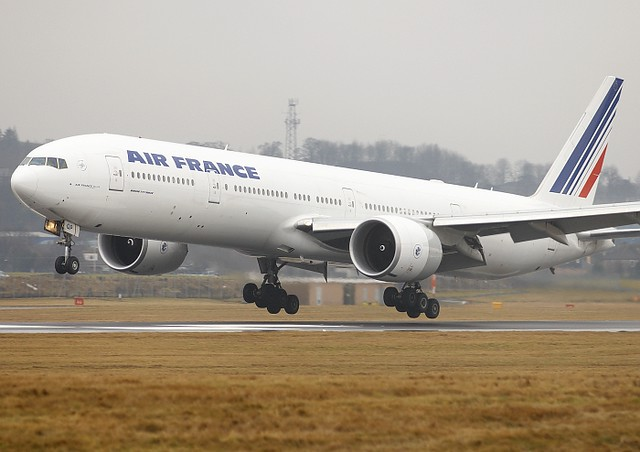 F-GSQP  Air France