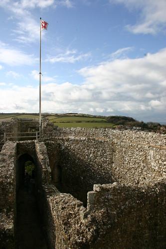 Carisbrooke Castle, Isle of Wight | by mark.hogan