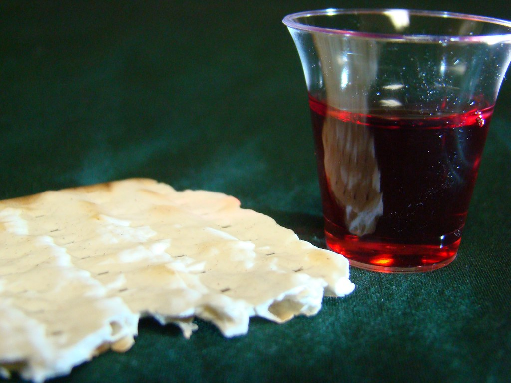 Communion Bread and Cup 9 | Communion, Bread, Cup | Flickr