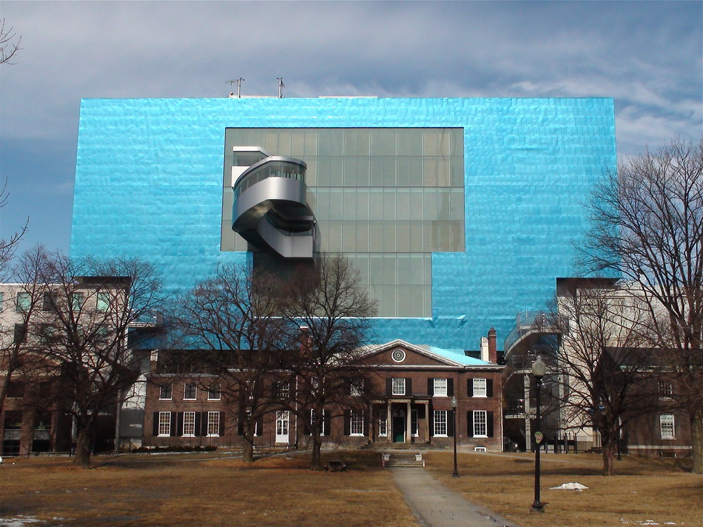 Frank Gehry: AGO (Art Gallery of Ontario) viewed from The