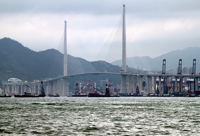 Stonecutters Bridge | Hong Kong | China