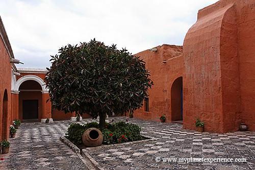 Peru experience : Santa Catalina monastery