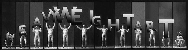 HEAVY WEIGHT ARTIST - Design