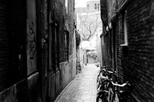 Dordrecht alley