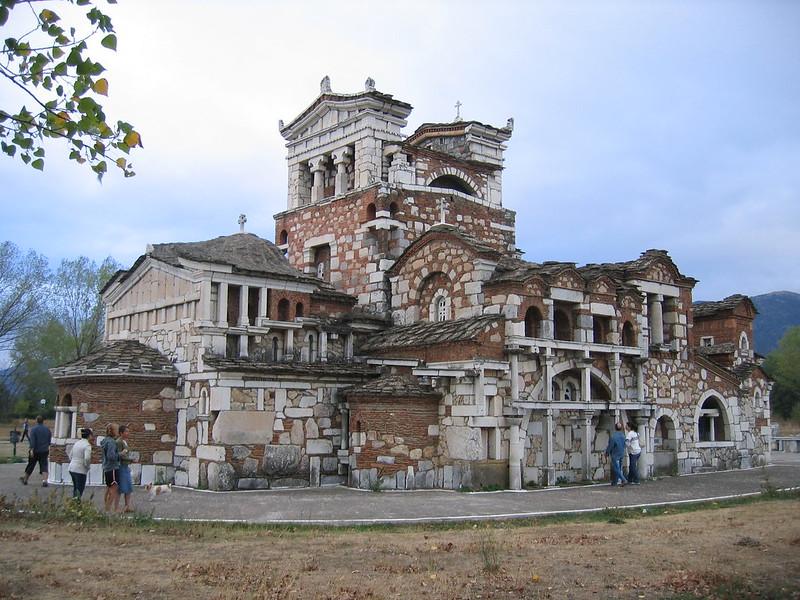 Agia Fotini church, Mantinea 2