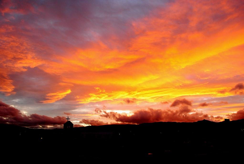 un nuevo amanecer pensando en tí | Otro amanecer desde la ve… | Flickr