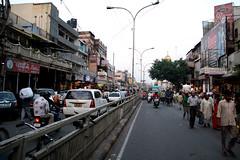 [India] Street in old Delhi   by kimama_labo