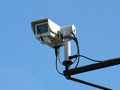 CCTV camera   by Mike_fleming