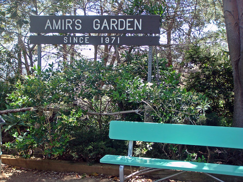 02 Amir's Garden - Park Sign (E) | by Kansas Sebastian