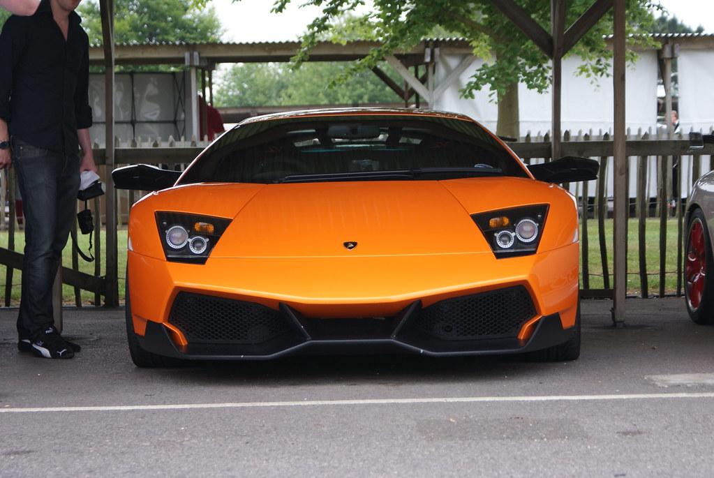 Lamborghini Murcielago Lp670 4 Sv Front Head On A Lamborgh Flickr