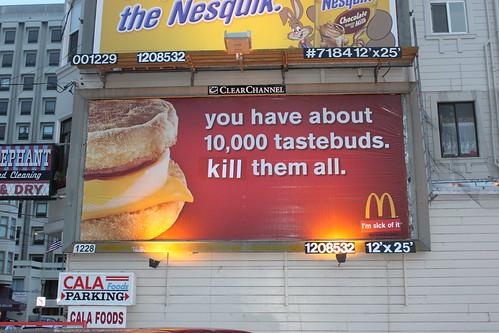 Kill Them All | by Billboard Liberation Front