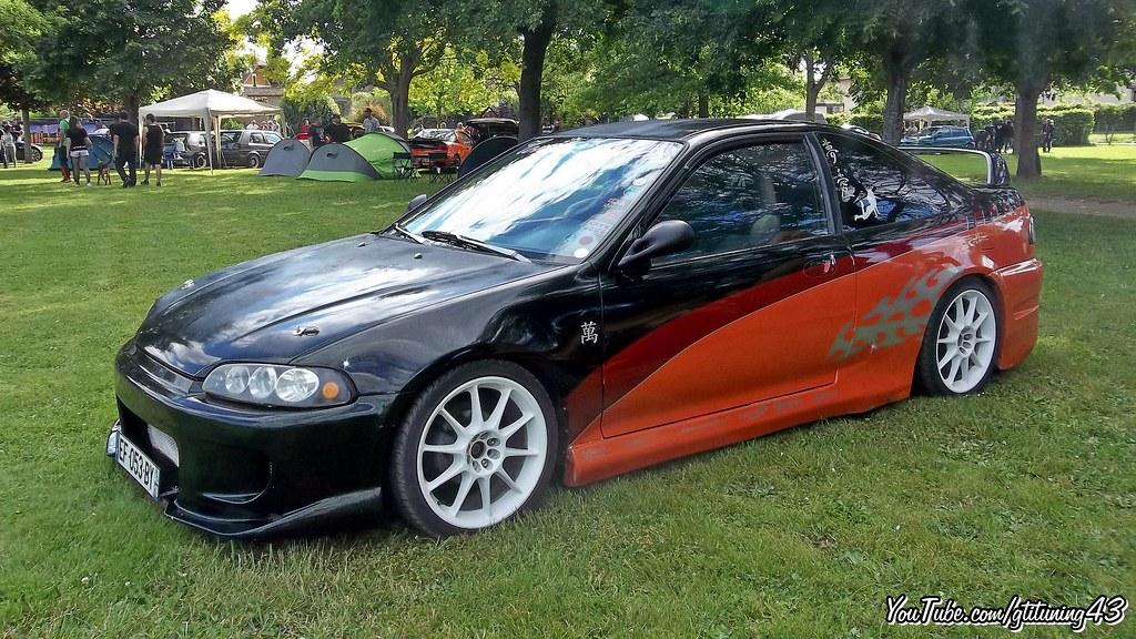 Honda Civic Coupe Venez Regarder Ici Mon Court Metrage Du Freddy Ranchoux Flickr