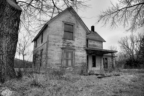 old trees winter urban house abandoned dead farm exploring ks country haunted kansas exploration abandonment urbex