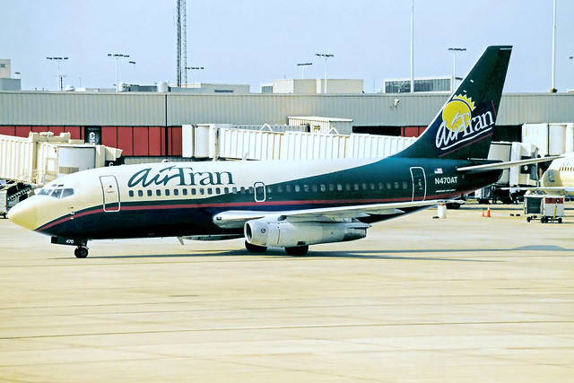 Airtran Airways Boeing 737-284Adv N470AT ATL 18-10-00