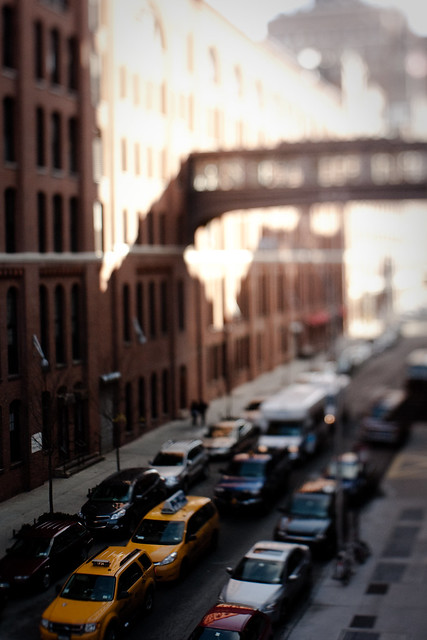 NYC:Meatpacking: taking the high road