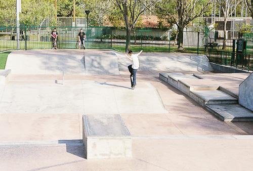 Volcom Skate Park of Costa Mesa | The park features a ...