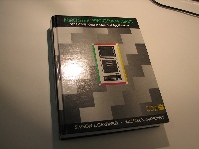 NeXTSTEP Programming book