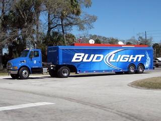 Bud Light Sterling Acterra Truck | In the Bithlo, FL area, n